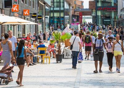 Versterken Almere Centrum