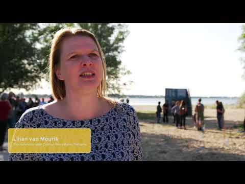 Video still - Cultuur en toerisme sleutelproject Kustzone Poort
