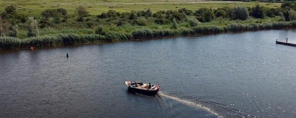Boot op water