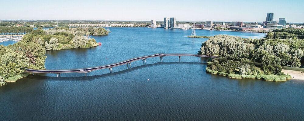 Impressie Weerwaterbrug